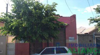 Casa + Salão comercial para locação